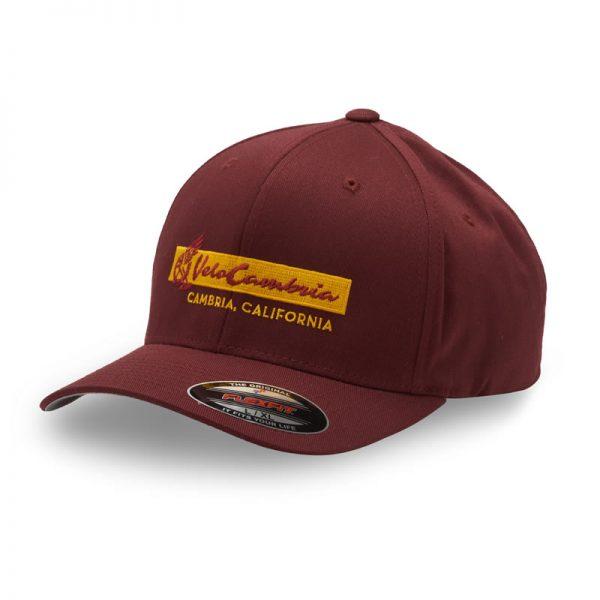 maroon-hat-yellow-red-emroider-logo